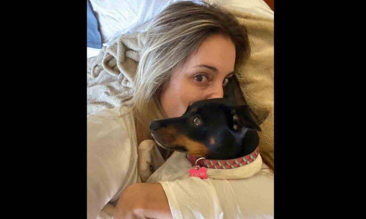 Carolina Botelho reúne milhares de likes com os seus pets na rede social. Foto: Divulgação