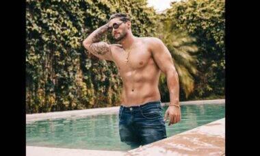 Conheça Felipe Cerutti: famoso modelo e influenciador que se tornou referência como DJ. Foto: Divulgação