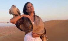 Yohanna conta detalhes de sua última viagem pra Dubai. Foto: Divulgação