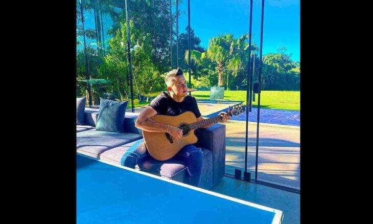 Música: Junior Gomes é considerado um dos principais compositores do Brasil. Foto: Divulgação