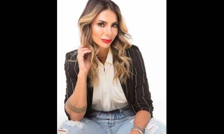 Reconhecida internacionalmente, influenciadora e micropigmentadora Sabrina Rodrigues é considerada uma das melhores da sua área. Foto: Divulgação