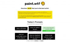 Conheça o site que usa inteligência artificial para julgar seus dotes artísticos