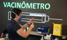Covid-19: 'Vacinômetro' permite acompanhar em tempo real número de vacinados