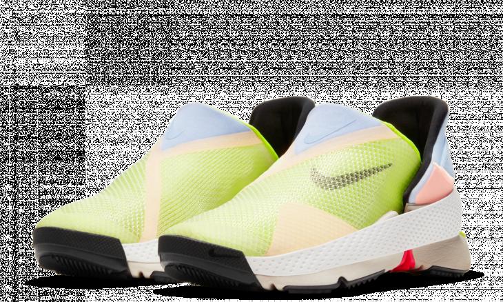 Nike revela tênis que pode ser calçado sem o auxílio das mãos