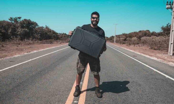Renan Gasparini: conheça o produtor de vídeos que faz sucesso em todo país. Foto: Divulgação