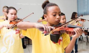 Guri Capital e Grande São Paulo abre matrículas para cursos gratuitos de música
