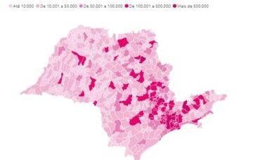 Conheça a plataforma digital que traz informações detalhadas sobre as cidades paulistas