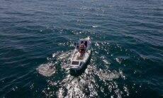 Sul-africano quer bater recorde mundial de travessia do Atlântico a remo