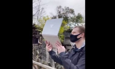 Professor leva crianças para passeio virtual em zoológico