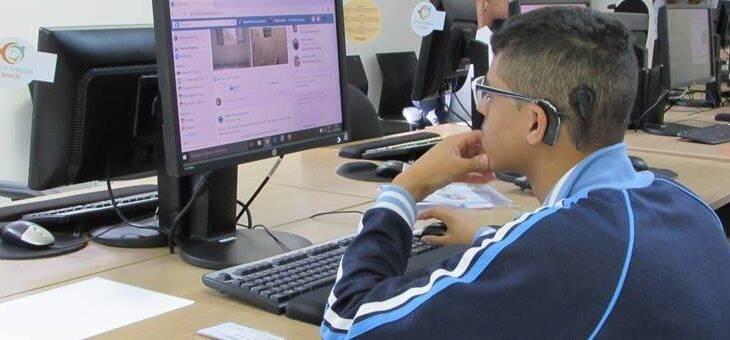 Abertas inscrições para curso gratuito de redes sociais para pessoas com deficiência