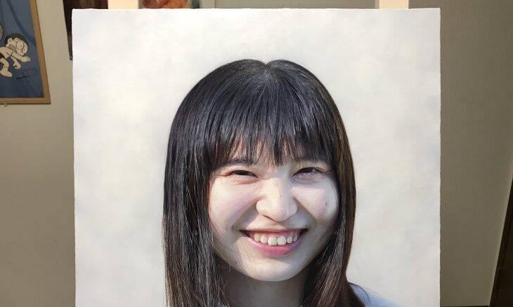 Artista japonesa surpreende com pinturas a óleo que parecem fotografias