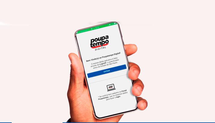 Covid-19: Poupatempo Digital oferece pré-cadastro e Carteira de Vacinação para campanha