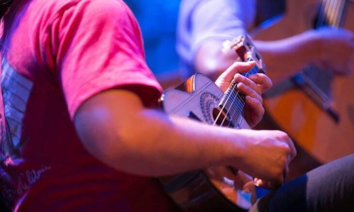 Casa do Choro homenageia músicos Zé Menezes e Dominguinhos