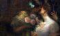 O beijo (1909), de Eliseu Visconti