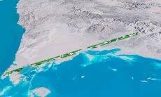 Conheça a cidade linear de 170 km que os sauditas querem criar no deserto