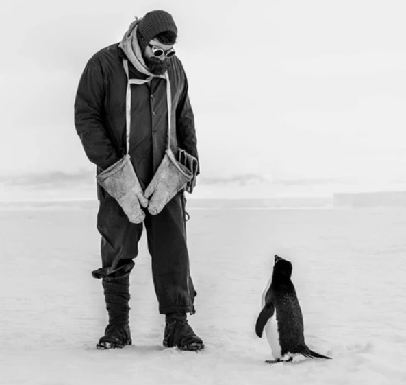 Tamara Stubbs, Antarctica