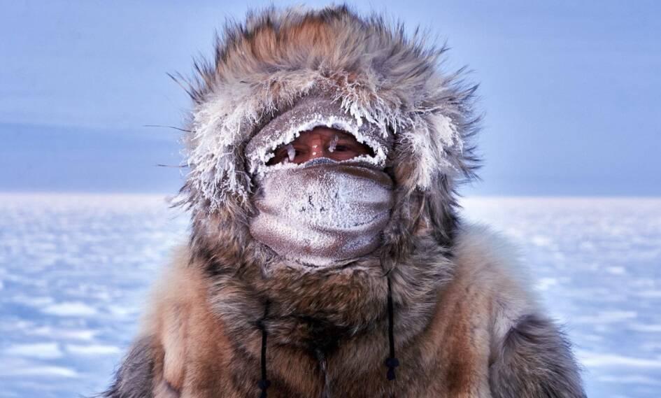 Wayne White, Antártida