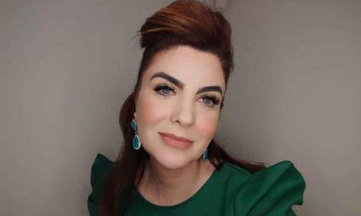Andréia Miròn é referência quando o assunto é moda e inclusão. Foto: Divulgação