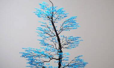Conheça o artista que cria obras incríveis com origamis milimétricos