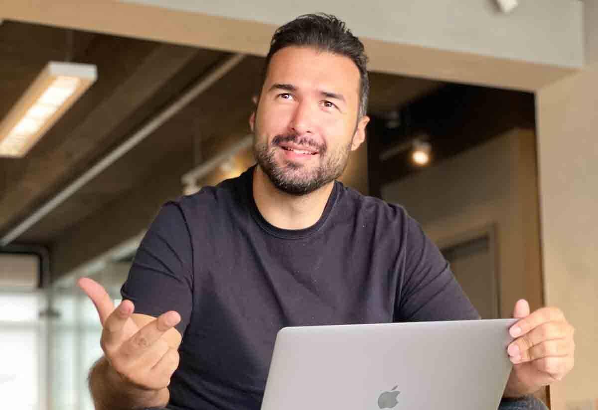 """""""O Real Empreendedor"""": conheça o famoso influenciador e palestrante Frederico Flores. Foto: Divulgação"""