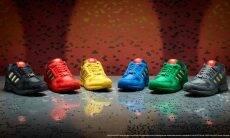 Adidas lança tênis com cores inspiradas nos blocos da Lego