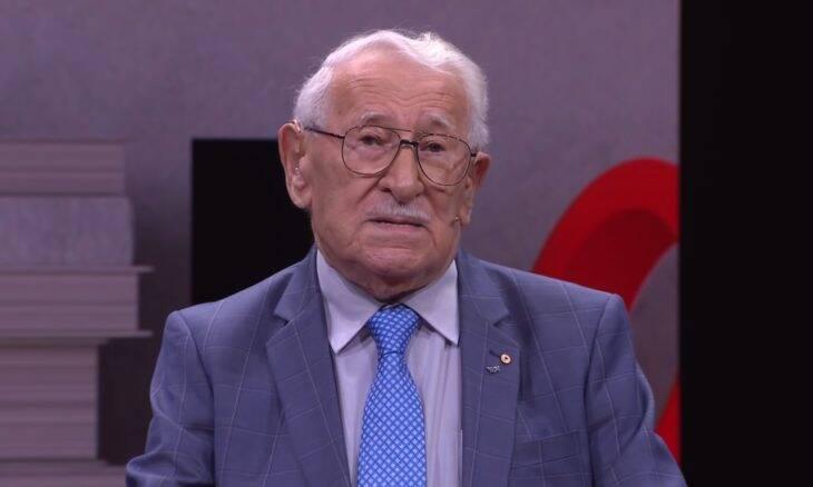 """Sobrevivente do Holocausto conta porque se considera o """"homem mais feliz do mundo"""""""