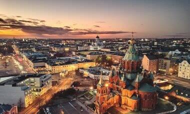 Finlândia quer garantir moradia para todos os seus habitantes até 2027