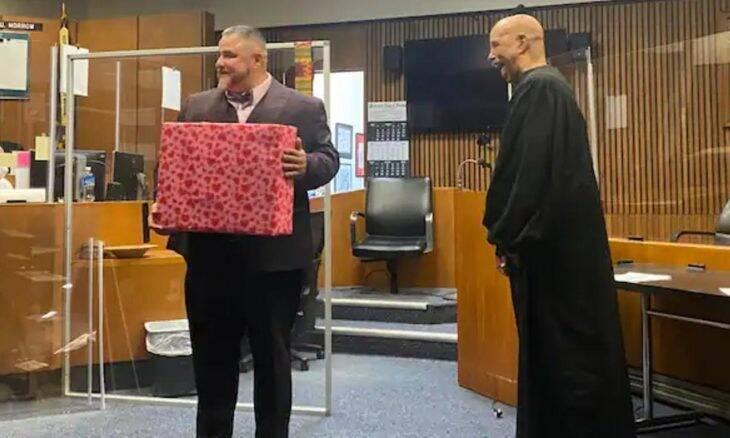 Juiz garante segunda chance e muda vida de traficante