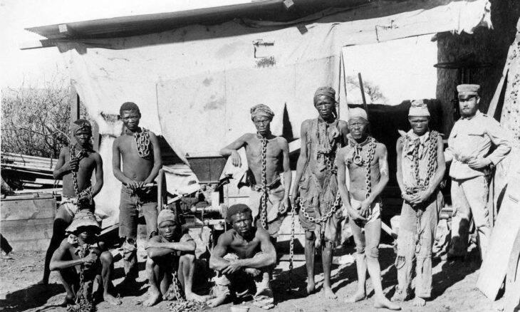 Alemanha irá pagar 1,1 bilhão de euros à Namíbia por massacre no início do século 20