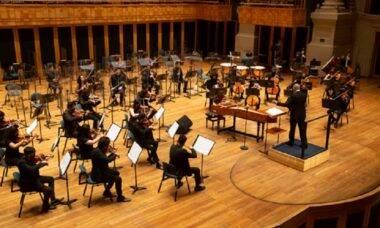 Theatro São Pedro recebe a Orquestra Jovem do Estado no domingo (16/5)