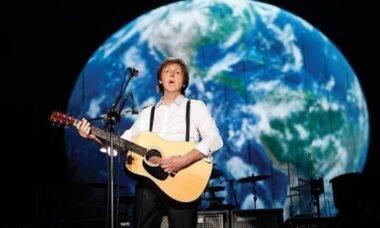 Entenda como Paul McCartney quer ajudar famílias a cultivarem os seus próprios vegetais