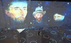 Van Gogh ganha exposição imersiva em Nova York