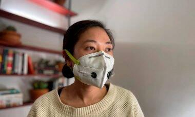 Covid-19: cientistas criam máscara que faz teste para coronavírus