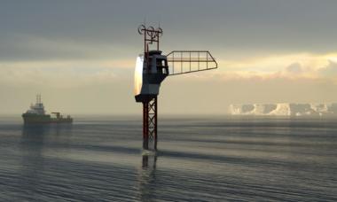 França vai apoiar consstrução de laboratório flutuante na Antártida