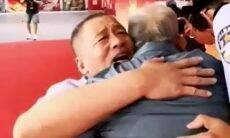 Pai encontra filho sequestrado após 58 anos
