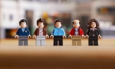 Sitcom Seinfeld vira tema de kit Lego
