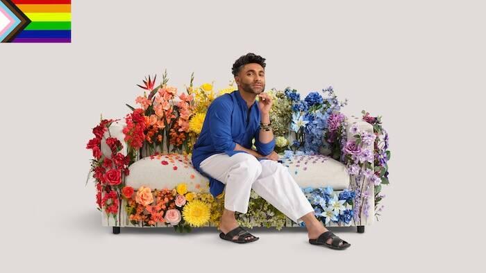 Loja cria sofás temáticos para celebrar as diferentes formas de amar