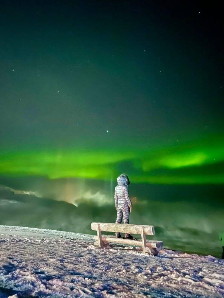 Magic of Aurora Borealis (Tatiana Merzlyakova)