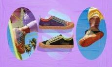 Havaianas lança linha de tênis ecológicos TNS