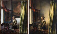 Restauração revela detalhe escondido em tela do século 17