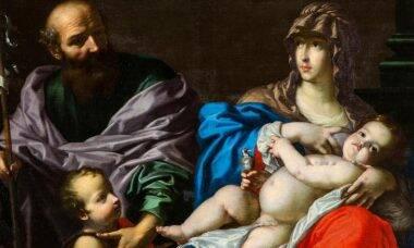 Professor descobre quadro perdido do século 17 em parede de igreja