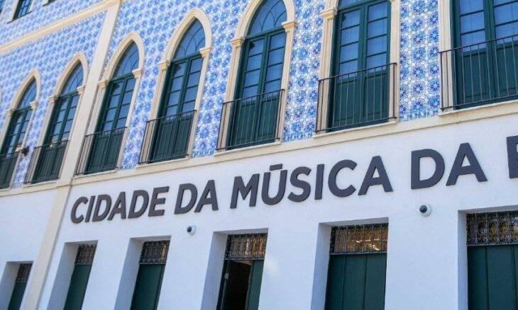 Salvador ganha museu Cidade da Música da Bahia