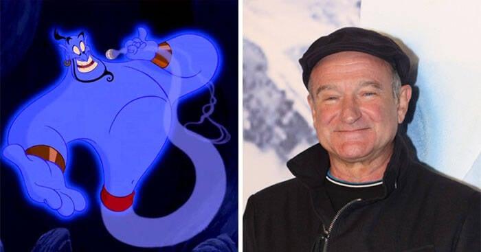 Dez personagens da Disney que foram inspirados em pessoas reais