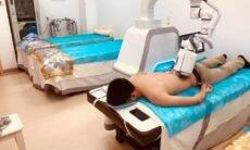 Startup cria robô inteligente capaz de fazer massagem milenar