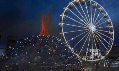 São Paulo terá roda-gigante com vista para a Ponte Estaiada