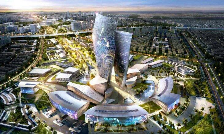 Kuwait inicia projeto que transforma lixão de pneus em cidade verde