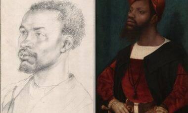 Retratos europeus mais antigos de homens negros serão expostos juntos por museu dos Países Baixos