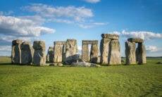 Stonehenge vai passar pelos maiores reparos em seis décadas