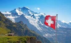 Suíça vai bancar exames de covid-19 para turistas