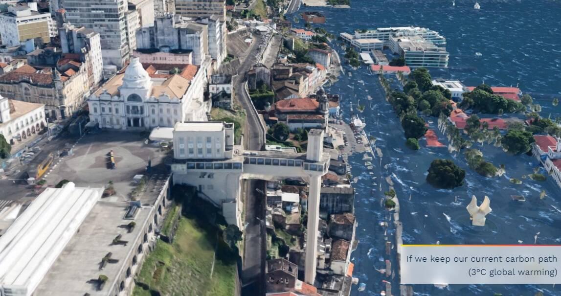 Elevador Lacerda (Salvador, Brasil)